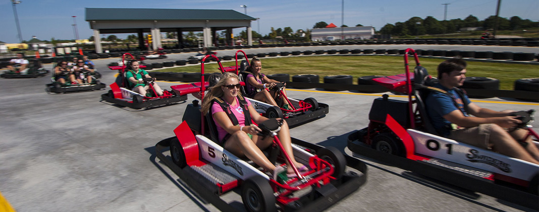 Central VA Outdoor Sports Park | Go-Karts & Arcade in Richmond
